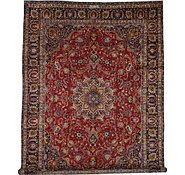 Link to 9' 7 x 13' 1 Mashad Persian Rug