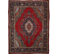 Link to 9' 10 x 12' 11 Tabriz Persian Rug