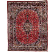 Link to 9' 10 x 12' 3 Mashad Persian Rug