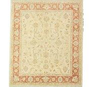 Link to 6' 8 x 7' 10 Peshawar Ziegler Oriental Rug