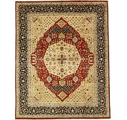 Link to 7' 8 x 9' 6 Peshawar Ziegler Oriental Rug