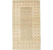 Link to 3' 2 x 5' 8 Kashkuli Gabbeh Persian Rug