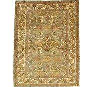 Link to 4' 2 x 5' 5 Peshawar Ziegler Oriental Rug