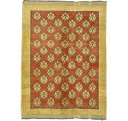 Link to 5' 2 x 7' 1 Floral Modern Ziegler Oriental Rug