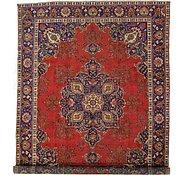 Link to 9' 8 x 13' 1 Tabriz Persian Rug