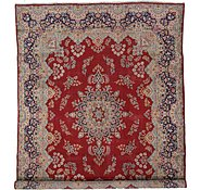 Link to 9' 7 x 13' 1 Kerman Persian Rug