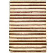 Link to 4' 7 x 6' 6 Reproduction Gabbeh Rug