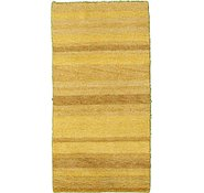 Link to 2' 4 x 4' 6 Indo Gabbeh Rug