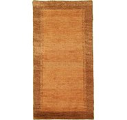 Link to 2' 5 x 4' 8 Indo Gabbeh Rug