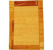 Link to 4' 1 x 5' 9 Indo Gabbeh Rug