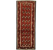 Link to 3' 11 x 9' 11 Shiraz Persian Runner Rug