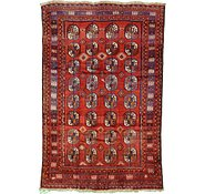 Link to 5' 10 x 9' Shiraz Persian Rug