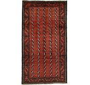 Link to 5' 2 x 9' 5 Shiraz Persian Rug