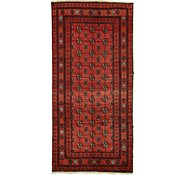 Link to 4' 4 x 9' Shiraz Persian Rug