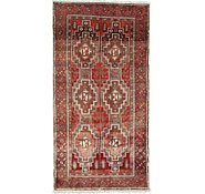 Link to 4' 7 x 9' Shiraz Persian Rug