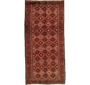 Link to 4' 11 x 10' 3 Shiraz Persian Runner Rug