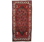 Link to 4' 11 x 9' 11 Shiraz Persian Runner Rug