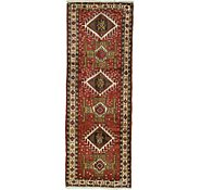 Link to 3' 5 x 9' 4 Shiraz Persian Runner Rug