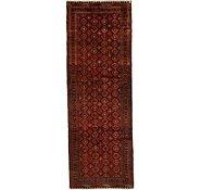 Link to 3' 11 x 11' 1 Shiraz Persian Runner Rug