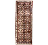Link to 3' 11 x 10' Hamedan Persian Runner Rug