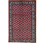 Link to 6' 7 x 9' 11 Shiraz Persian Rug