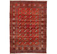 Link to 6' 3 x 8' 10 Shiraz Persian Rug