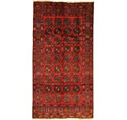 Link to 4' 11 x 9' 5 Shiraz Persian Rug