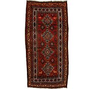 Link to 5' 7 x 11' 1 Shiraz Persian Runner Rug
