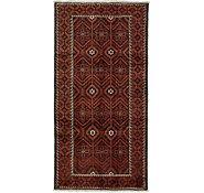 Link to 4' 9 x 9' 4 Shiraz Persian Rug