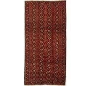 Link to 4' 9 x 9' 7 Shiraz Persian Rug