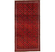Link to 4' 11 x 9' 9 Shiraz Persian Runner Rug