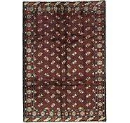 Link to 6' 3 x 9' Shiraz Persian Rug