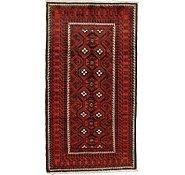 Link to 4' 9 x 8' 8 Shiraz Persian Rug