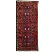 Link to 4' 6 x 10' 3 Shiraz Persian Runner Rug
