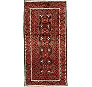 Link to 4' 10 x 9' 5 Shiraz Persian Rug
