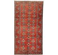 Link to 4' 11 x 9' 3 Shiraz Persian Rug