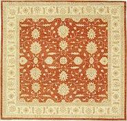 Link to 6' 3 x 6' 8 Peshawar Ziegler Oriental Square Rug