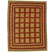 Link to 5' 1 x 6' 6 Sumak Square Rug