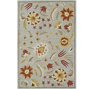 Link to 5' 1 x 7' 7 Floral Agra Rug