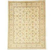 Link to 7' 10 x 10' Peshawar Ziegler Oriental Rug