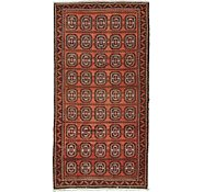 Link to 5' x 9' 9 Shiraz Persian Runner Rug