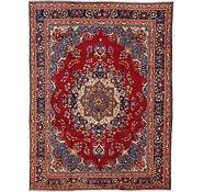Link to 9' 7 x 12' 6 Mashad Persian Rug