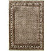 Link to 8' 3 x 11' 6 Tabriz Oriental Rug