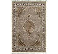 Link to 6' 9 x 10' Tabriz Oriental Rug