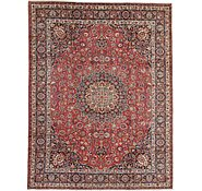 Link to 9' 9 x 12' 6 Mashad Persian Rug