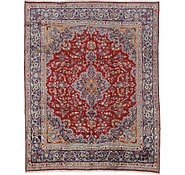 Link to 9' 7 x 12' 1 Mashad Persian Rug
