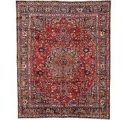 Link to 9' 8 x 12' Mashad Persian Rug