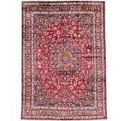 Link to 9' 6 x 13' 5 Mashad Persian Rug