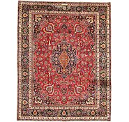 Link to 9' 11 x 12' 7 Mashad Persian Rug