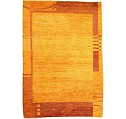 Link to 4' 1 x 6' Indo Gabbeh Rug